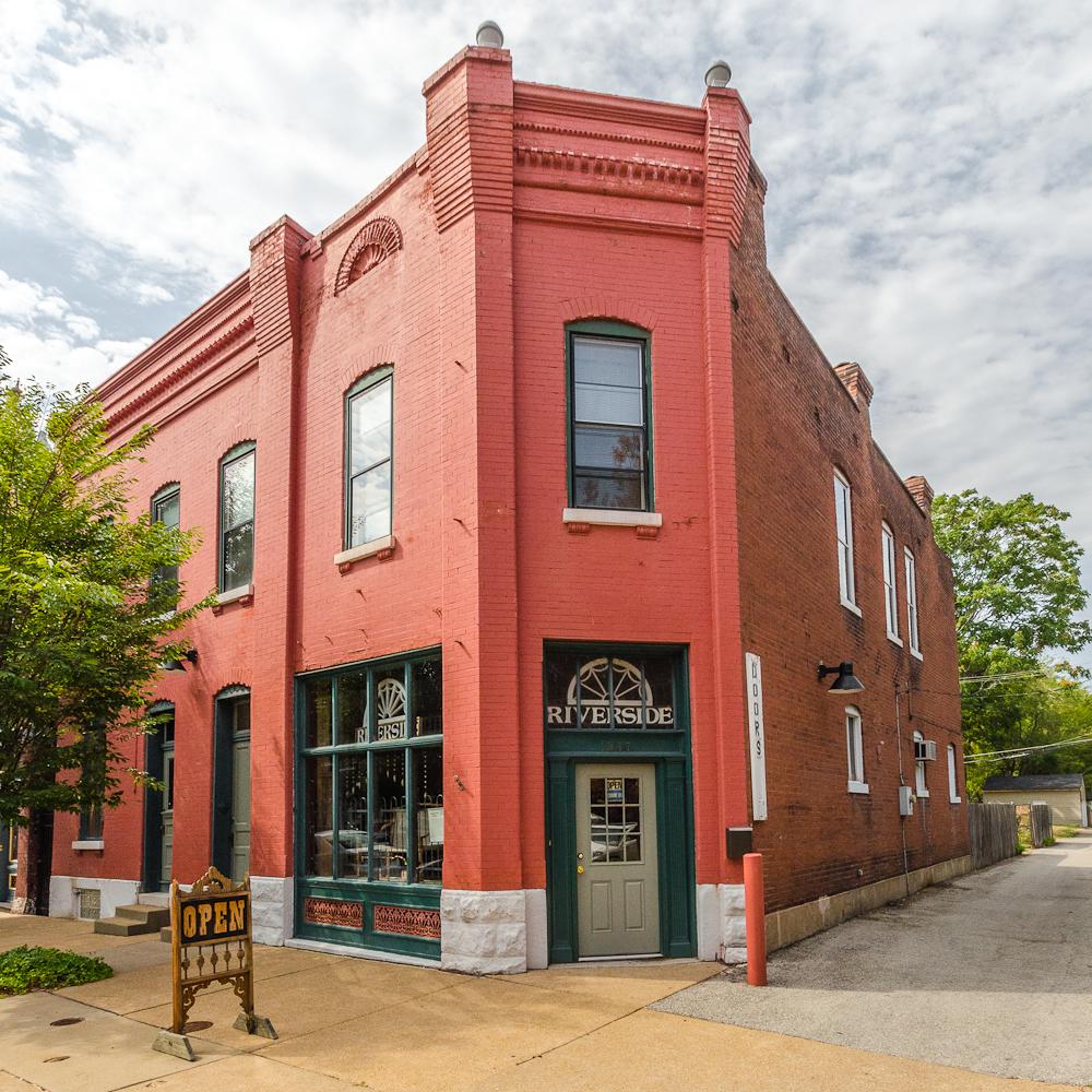 Riverside Antiques on Cherokee Street